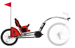 Weehoo iGo Trailer Bike Extension